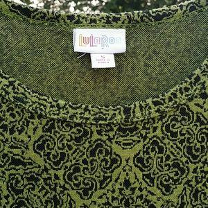 Lularoe knit dress